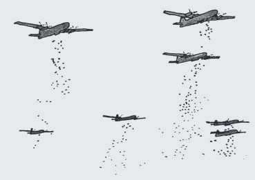 第1回大阪大空襲